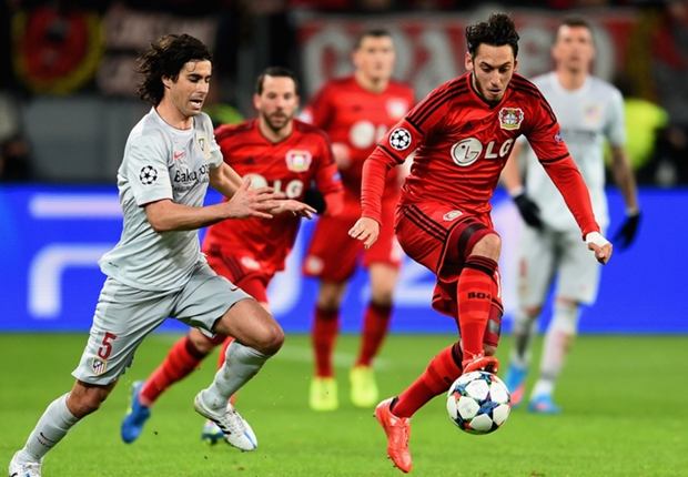 Leverkusen Atletico Madrid